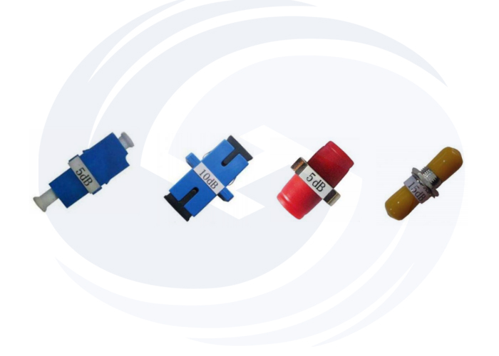 Fixed Fiber Optical Attenuator