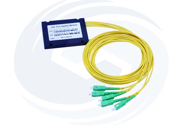 ABS Black Model PLC Splitter