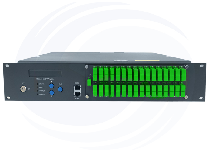 32 Port Built-in WDM High Power EDFA