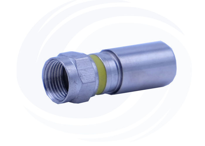 CATV Compression Connector (metal)