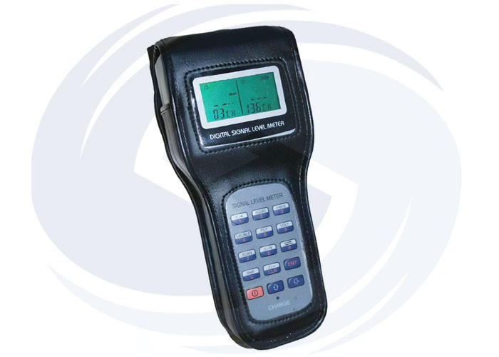 HD4125B RF signal level meter NTSC