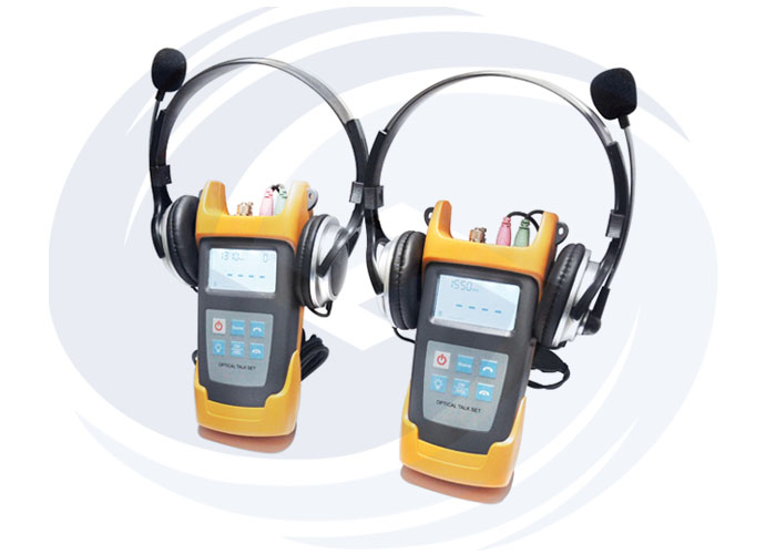 HD4103 Handheld Fibre Optic Talk Set