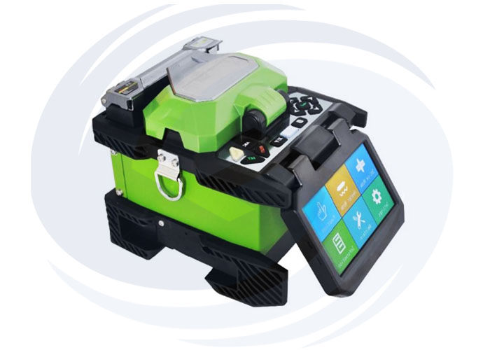 FS-02C Fiber Optic Cable Fusion Splicer Splicing Machine Kit