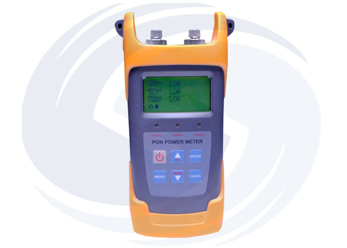 HD4108P FTTX Network Test PON Optical Multimeter Power Meter