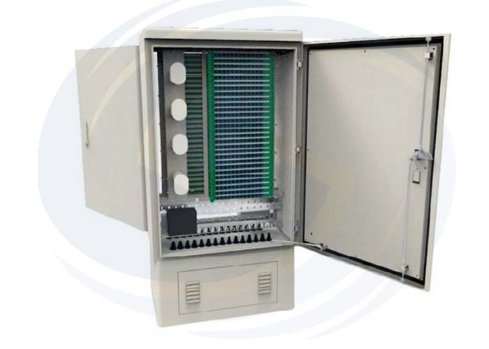 FODC-XX Fiber Optic Cross Cabinet SMC