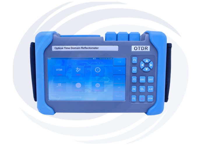 HD4102F Handheld multi-function touch screen  OTDR