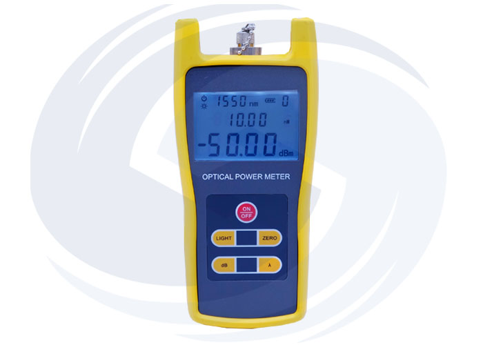 HD4108A FTTH Multimeter Handheld Fiber Optical Power Tester Meter